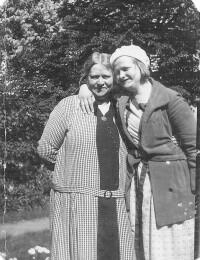 Mathilde & Ellen Hjortskov