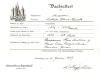 Dåbsattest Mathilde Juliane Henriette Andersen